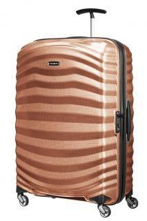 Reisetrolley Lite-Shock M Kupfer Samsonite Copper Blush - Bags & Copper Blush, Suitcase, Metallic, Bags, The Last Song, Copper, Handbags, Suitcases, Dime Bags