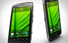 its the new BlackBerry Torch 9850, its the lastest phone on the blackberry line