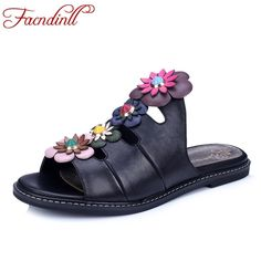 43.99$  Watch here - http://aiip8.worlditems.win/all/product.php?id=32796658691 - women sandals new 2017 fashion real leather shoes woman sandals low heels peep toe women dress party casual shoes black silver