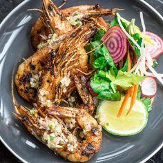 Stunning summer seafood @breadstkitchen #GReatBritishSummer #seafood #londonrestaurants @gordonramsaygroup