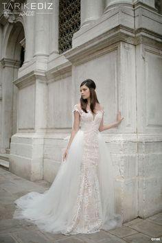 Wedding Dress Inspiration - Tarik Ediz