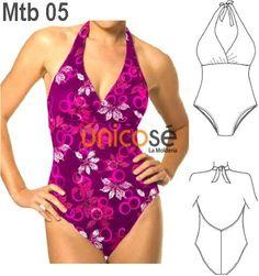 Sewing Patterns Free, Dress Patterns, Monokini Swimsuits, Swimwear, Underwear Pattern, Swimsuit Pattern, Swimming Outfit, Plus Size Pregnancy, Bra Lingerie