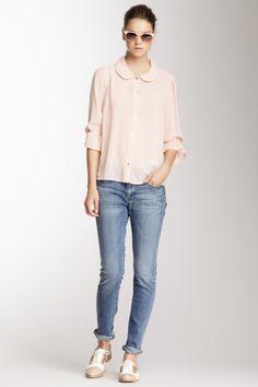 Paper Denim & Cloth Mod Classic Skinny Jean