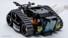 Arctic track carrier 1.2 | by MiniGray!