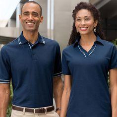 Discover fabulous deals on Port Authority Silk Touch™ Tipped Polo, Polo Shirt Design, Polo Design, Cheap Polo Shirts, Golf Shirts, Corporate Shirts, Hotel Uniform, Restaurant Uniforms, Staff Uniforms, Uniform Design