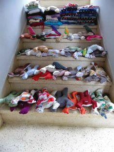 Bonequeiras sem Fronteiras | Bonecas de pano, amor de verdade.: Entregas do Mês de abril