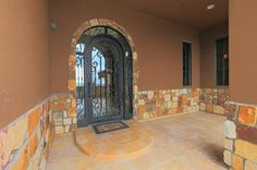 Done by Knipp Luxury,  Beautiful entry way!