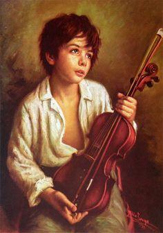 Il piccolo violinista -Maestro Nello Iovine