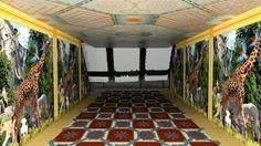 Surfrider Casino Interior Hall Zoccoco Decor by PrincessTS01.deviantart.com on @deviantART