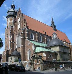 Church of Corpus Christi in Kraków , Poland