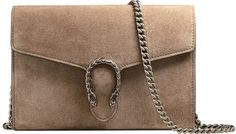 Dionysus suede mini chain bag