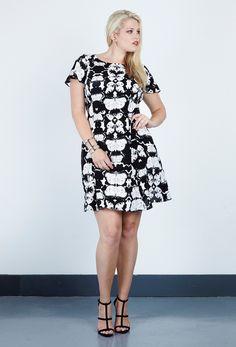 8a7089ce4bd Anna Scholz - Silk Crepe de Chine Godet Dress.  plussize 15 Dresses
