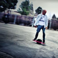 Get Ready To Ride The Best Motorized Skateboard When You A Onewheel Today