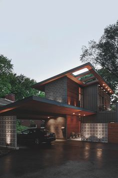envyavenue: Midvale Courtyard House