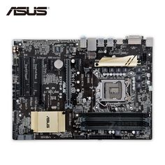 Asus Z170-P D3 Original Used Desktop Motherboard Z170 Socket LGA 1151 i7 i5 i3 DDR3 32G SATA3 USB3.0 ATX #Affiliate