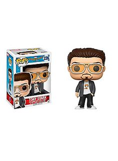 """Tony Stark from Marvel's upcoming blockbuster, <i>Spider-Man: Homecoming,</i> is is given a fun, and funky, stylized look as an adorable collectible Pop! vinyl bobble-head from Funko! <br><ul><li style=""""list-style-position: inside !important; list-style-type: disc !important"""">Pop! Marvel 226</li><li style=""""list-style-position: inside !important; list-style-type: disc !important"""">3 3/4"""" tall</li><li style=""""list-style-position: inside !important; list-style-type: disc !important"""">Vinyl</li><li…"""