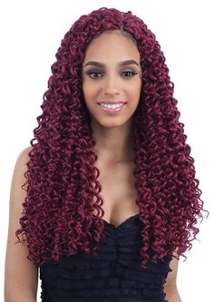 Senegalese Twist Crochet Braids, Crochet Braids Hairstyles, Braided Hairstyles, Beach Curls, Beach Hair, Curly Crochet Hair Styles, Long Hair Styles, Braid Styles, Synthetic Hair