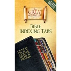 Bible Indexing Tabs Great Adventure (Pamphlet)  http://flavoredbutterrecipes.com/amazonimage.php?p=1932645705  1932645705