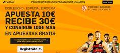 el forero jrvm y todos los bonos de deportes: Betfair super promocion euroliga 30 euros ganador ...