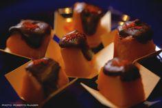 Spicy Pumpkin and Chocolate Blocks (Vegan)