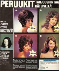 Uusi nainen- lehti 1975