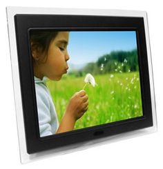 EDGE Tech offers up 12-inch digital photo frame