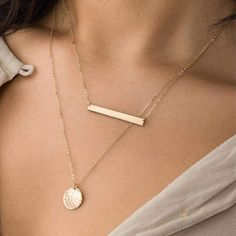 Stylish Simple Stainless Steel Korean Style Statement Necklace – klozetstyle.com Sword Necklace, Gold Coin Necklace, Moon Necklace, Layered Necklace Set, Rose Gold, Gift, Silver, Jewelry, Stainless Steel