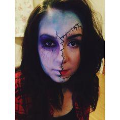 Broken China dolls halloween makeup | halloween | Pinterest ...