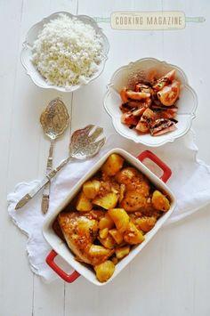 Blog gastronómico, recetas internacionales para hacer en casa.