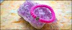 33Knots Pink Bracelet, Hot For Summer $14.99 33knots.com