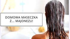 MAJONEZ NA WŁOSY - domowa maseczka majonezowa | Hair Treatments, Long Hair Styles, Beauty, Long Hairstyle, Long Haircuts, Long Hair Cuts, Beauty Illustration, Hair Care, Long Hairstyles
