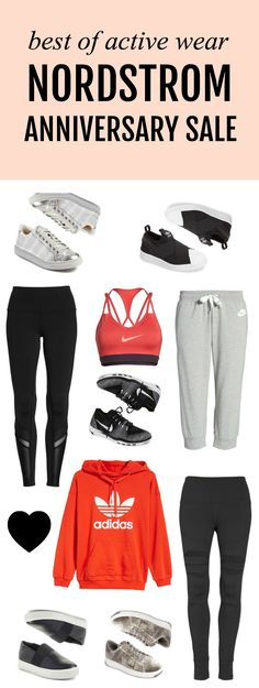 OMG THESE PRICES!!! | Fashion and beauty blogger Michelle Kehoe of Mash Elle shares the best deals in the Nordstrom Anniversary Sale! The most affordable workout gear is highlighted in this post - from Nike to New Balance, Adidas, Zella, Sketchers, and more! Get the inspiration you need for the gym right here!
