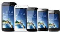 Kazam пуска шест нови телефона с Android на пазара в Англия