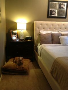 Small Master Bedroom 11x13 hotel style - Bedroom Designs - Decorating Ideas - Rate My Space