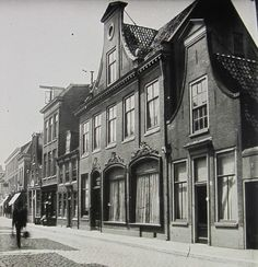 Vintage Photographs, Rotterdam, New York City, Holland, Dutch, The Past, Louvre, Street View, History