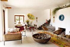 Luis Galliussi's house in Ibiza