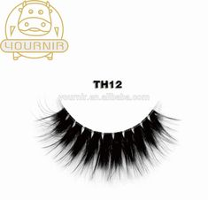 Handmade 3D silk strip Eyelash with Invisible Clear Band private label