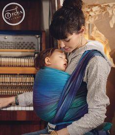 Matrix Jig of Joy baby sling by Oscha