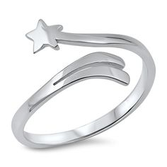In Quality Just Ball Bead Wave Cute Thin Statement Ring New .925 Sterling Silver Band Sizes 3-12 Excellent