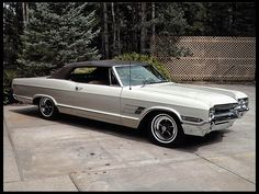 1965 Buick Wildcat Convertible 401/325 HP, Automatic