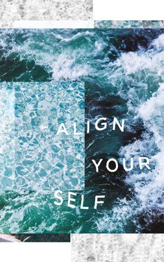 Align yourself
