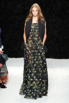 The Best Looks From New York Fashion Week: Spring 2015 | Vera Wang