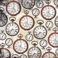 Watches - background paper - wouod be suitable for heritage theme