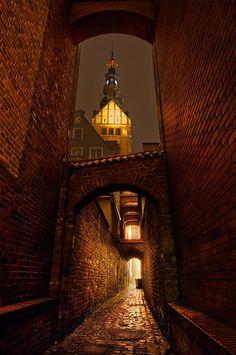 , Poland, Abandoned, Buildings, Culture, History, Architecture, City, Antiques, Places