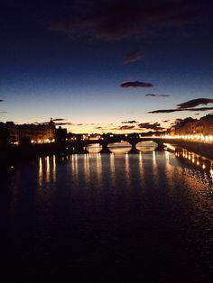 피렌체 강