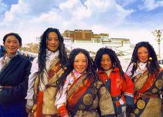 Happiness :0) Tibetan children, might be in Khampa...