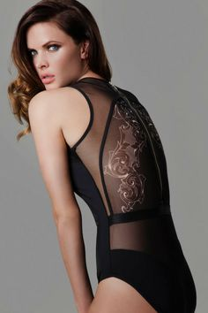 Tatu Couture BodyWear & Lingerie SS14 Collection
