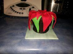 Mini Christmas cake Mini Christmas Cakes, Desserts, Tailgate Desserts, Dessert, Deserts, Food Deserts, Postres