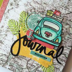 Bonjour, bonjour!!     Aujourd'hui je veux partager avec vous le carnet de voyage que j'ai réalisé pour notre semaine en Italie.   Quoi de ...