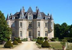 Le Mans, Ribbed Vault, Terracotta Floor, French Architecture, High Walls, French Chateau, France, Stairways, Small Towns
